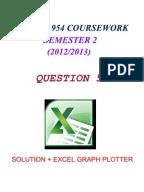 Interesting maths coursework title?
