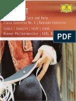 Mozart - Concerto Flute and Harp. (DVD) ebook!