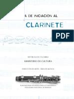 Iniciação para Clarinete