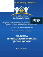 Didactic a Tic