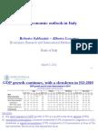 Sabbatini-Locarno Economic Outlook 7marzo2011
