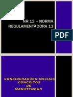 NR 13 Resumo