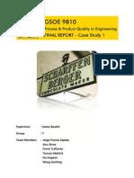 Final Report Group7 Case1 Scharffen Berger