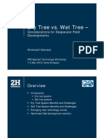 5020-SPE ATW-Dry Tree vs Wet Tree Considerations for Deepwater Field Development