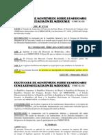 MERCOSUR - Protocolo de Usuhaia II