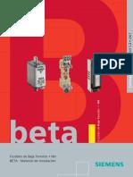 BETA1.2 Fusibles NH 05.07 Esp