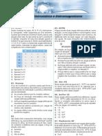 Fis05 - Eletrostática e Eletromagnetismo
