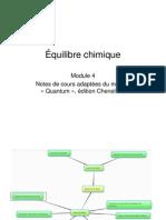 quilibre chimique chap11