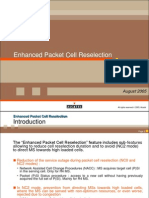 Enhanced Packet Cell Reselection Ed5
