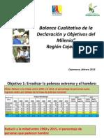 ODM Cajamarca