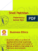 Shell case study