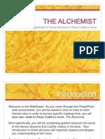 Alchem WebQuest