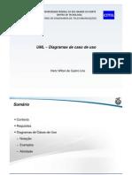 UML - Diagramas de Caso de Uso