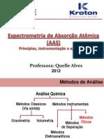 05- Espectrometria de Absorção Atomica 2