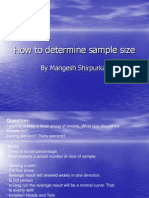 How+to+Determine+Sample+Size+1