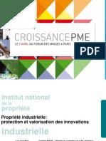 Croissance PME prez INPI.ppt