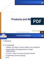 Uw Fom Products Markets