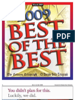 Best of the Best Folsom and El Dorado Hills - 2009