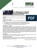 1.-Ficha Tecnica Para Tuberia Ads N-12 de La Drenaje Sanita[1]