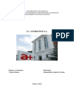 Sc Antibiotice Sa 2011