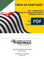 Apresentação PPP Habitacional