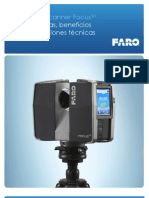 Faro Focus3d-s Spa