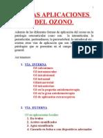Ozono Otras Aplicaciones - Trabajo Fonsi