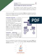 CONEXIÓN DE BASE DE DATOS CON JAVA - Aleksandr Quito Perez