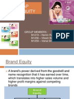 Vivel - Brand Equity