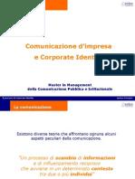 Comunicazione d'impresa e Corporate Identity