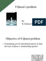 8 Queens Backtrack