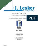 KJLC 354 Series Manual v113