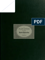 Plain Letter to Lord Chancellor_Caroline Norton