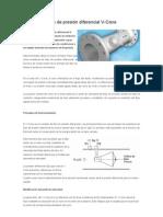 Medidor de flujo de presión diferencial