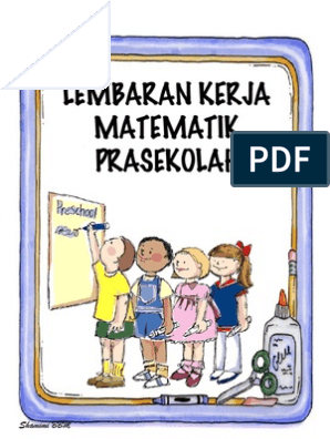 116699841 Lembaran Kerja Matematik Prasekolah