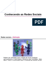 Conhecendo as Redes Sociais