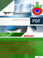 Pompa Rotari