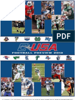 Conference USA 2013 Prospectus