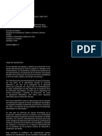 diseño industrial en chile_timeline_design_chile