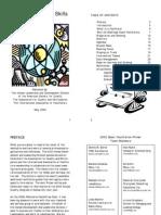 2002 Basic Facilitation Primer
