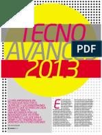 Tecno Avances 2013 - Revista Hombre