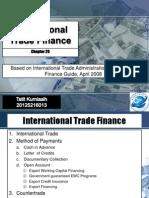International Trade Finance Ch.20 - Tatit Kurniasih - 03