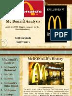 McDonalds - 500 TOP Companies - Tatit Kurniasih