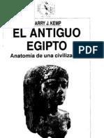 Kemp, Barry - El Antiguo Egipto anatomía de una civilización