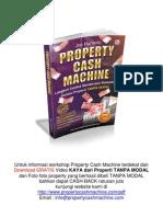 Joe Hartanto Property Cash Machine 2 Bab