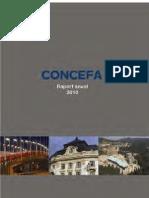 bilant 2010 CONCEFA