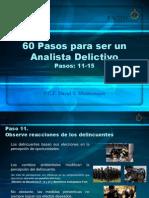 60 Pasos Para Ser Un Analista Delictivo-11-15-DSMont-2012
