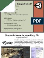 Desenvolvimento de Jogos Unity 3D