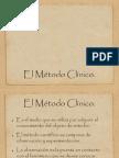 Método Clínico.