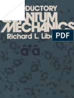 Introductory Quantum Mechanics - Liboff